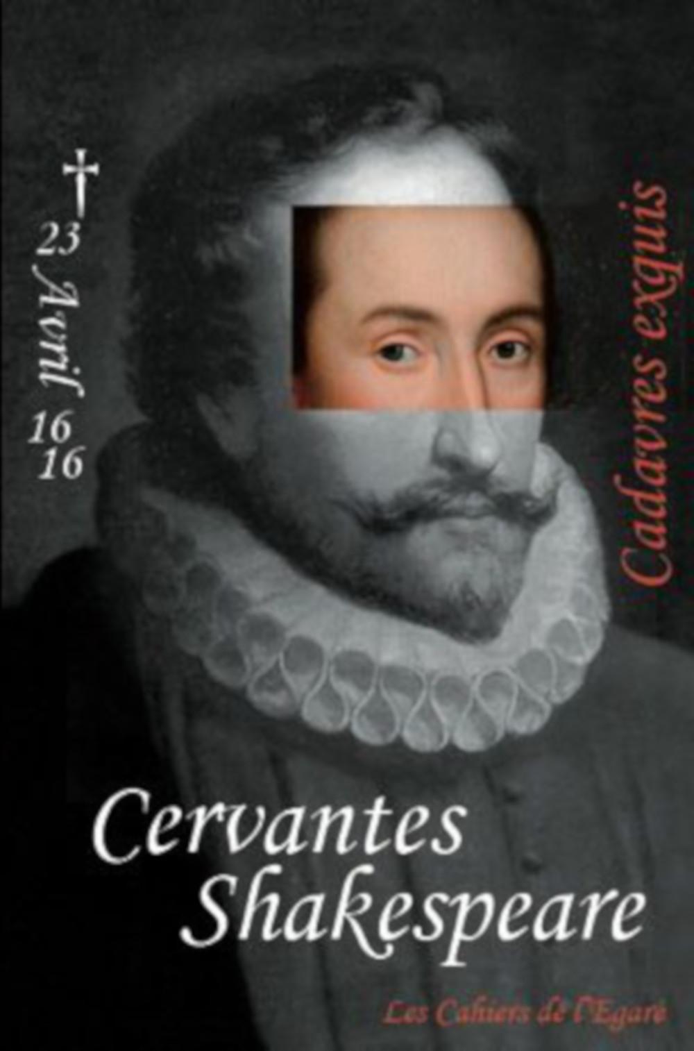 """Parution de """"Shakespeare et Cervantes"""""""