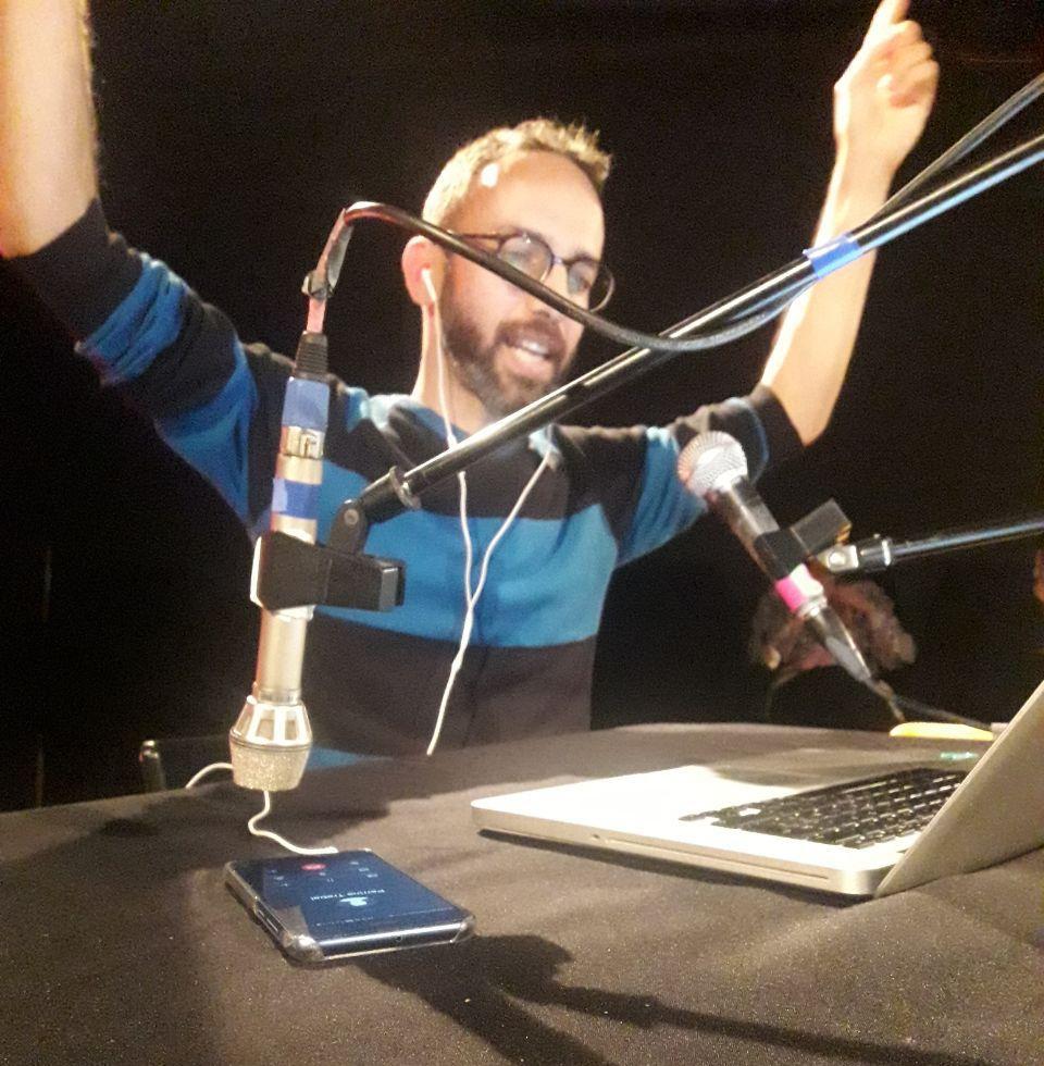 En direct sur Radio Galoche