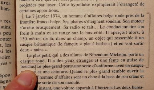 """""""Contacts avec les Extraterrestres"""", p.23"""
